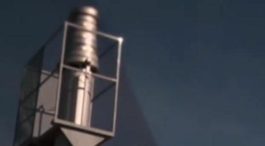Arganpinch colabora en el desarrollo del Mástil Megamast de comunicaciones.